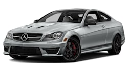 (Base) C 63 AMG 2dr Coupe