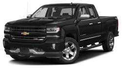 (LTZ w/1LZ) 4x4 Double Cab 6.6 ft. box 143.5 in. WB