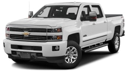 (High Country) 4x2 Crew Cab 153.7 in. WB SRW