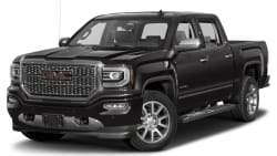 (Denali) 4x2 Crew Cab 5.75 ft. box 143.5 in. WB