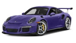 (GT3 RS) 2dr Rear-wheel Drive Coupe