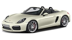 (Spyder) 2dr Rear-wheel Drive Convertible