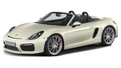 (Spyder) 2dr Rear-wheel Drive Convertible
