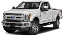 (Lariat) 4x4 SD Super Cab 8 ft. box 164 in. WB SRW