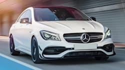 (Base) AMG CLA45 4dr All-wheel Drive 4MATIC Sedan