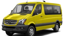 (Standard Roof V6) Sprinter 2500 Passenger Van 144 in. WB Rear-wheel Drive
