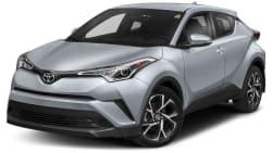(XLE) 4dr Front-wheel Drive Sport Utility
