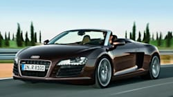 (4.2) 2dr All-wheel Drive quattro Spyder