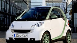 2011 fortwo electric drive