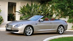 (i xDrive) 2dr All-wheel Drive Convertible