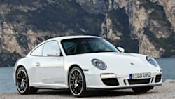 (Carrera 4 GTS) 2dr All-wheel Drive Coupe