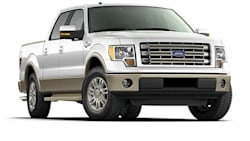 (King Ranch) 4x4 SuperCrew Cab Styleside 6.5 ft. box 157 in. WB
