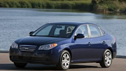 (Blue) 4dr Sedan