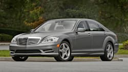 (Base) S550 4dr All-wheel Drive 4MATIC Sedan