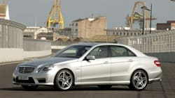 (Base) E63 AMG 4dr Rear-wheel Drive Sedan