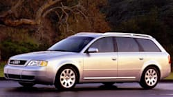 (2.8 Avant) 4dr Station Wagon