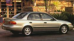 (LSi) 4dr Sedan