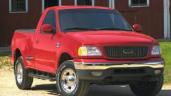 (XL) 4x2 Regular Cab Flareside 119.9 in. WB