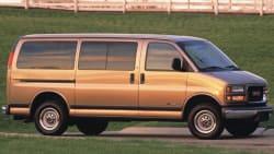 (SLE) G2500 Extended Passenger Van