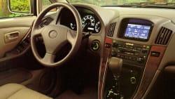 1999 Lexus Rx 300 Reviews Specs Photos
