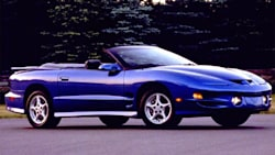 (Trans Am) 2dr Convertible