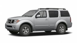 2005 Nissan Pathfinder Information Autoblog