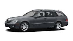 (Base) E 350 4dr Rear-wheel Drive Wagon