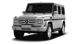(Base) G 550 4dr All-wheel Drive