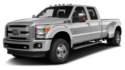 (Lariat) 4x2 SD Crew Cab 8 ft. box 172 in. WB DRW