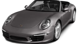 (Carrera) 2dr Rear-wheel Drive Cabriolet