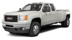 (Work Truck) 4x2 Extended Cab 158.2 in. WB DRW