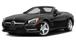 (Base) SL 550 2dr Roadster