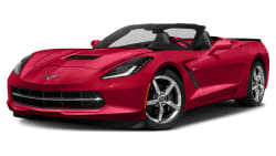(Stingray) 2dr Convertible