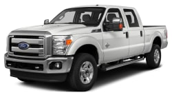 (XL) 4x2 SD Crew Cab 6.75 ft. box 156 in. WB SRW