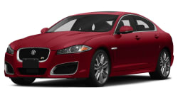 (XFR) 4dr Rear-wheel Drive Sedan