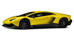 (LP720-4 50th Anniversario) 2dr All-wheel Drive Coupe