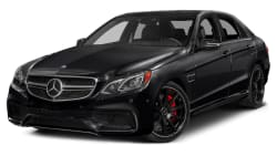 (Base) E 63 AMG 4dr All-wheel Drive 4MATIC Sedan