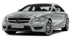 (S-Model) CLS 63 AMG 4dr All-wheel Drive 4MATIC Sedan