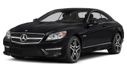 (Base) CL 63 AMG 2dr Coupe
