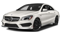(Base) CLA 45 AMG 4dr All-wheel Drive 4MATIC Sedan