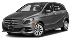 (Base) B-Class Electric Drive 4dr Hatchback