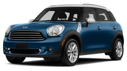 (Cooper) 4dr Front-wheel Drive Sport Utility