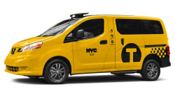 2015 NV200 Taxi