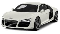 (5.2) 2dr All-wheel Drive quattro Coupe