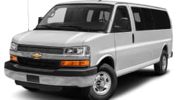 (LS) Rear-wheel Drive Extended Passenger Van