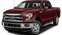 (Lariat) 4x2 SuperCab Styleside 8 ft. box 163 in. WB