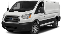 (Base w/60/40 Pass-Side Cargo-Doors) Low Roof Cargo Van 129.9 in. WB