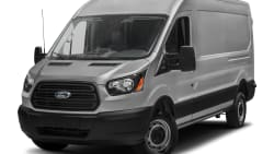 (Base w/Dual Sliding-Side Cargo-Doors) Medium Roof Cargo Van 130 in. WB
