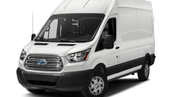 (Base w/Dual Sliding-Side Cargo Door) High Roof Cargo Van 148 in. WB