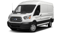 (Base w/Sliding Pass-Side Cargo-Door) Medium Roof Cargo Van 129.9 in. WB